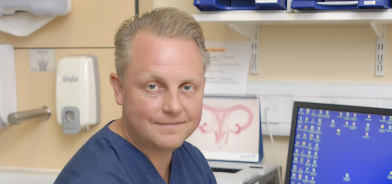 Mr Nick Brook - Fertility Specialist